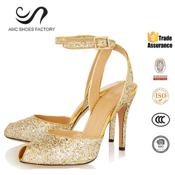 ultra modische mobel altamoda italien, women golden glitter latin dance high heels ballroom dance shoes, Design ideen