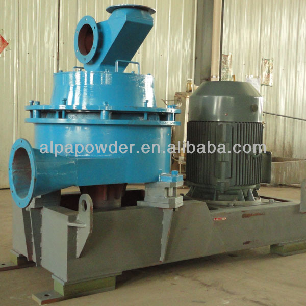 Non-metallic Minerals Powder Coating Production Line small pvd coating machine