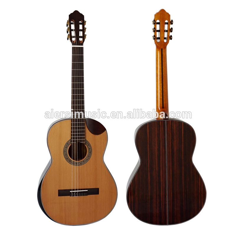 High quality machine grade high guitar with acoustic pickguard With Bottom Price