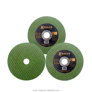 4 inch 100x1.0x16mm resin bond T41 abrasive metal cutting wheel
