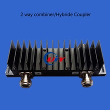 High Power Handling UHF 2 Way Combiner For Customized