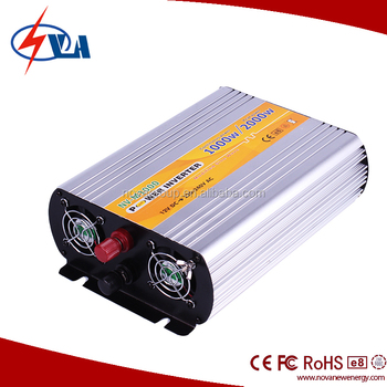 1000W modified sin wave power inverter with CE FCC