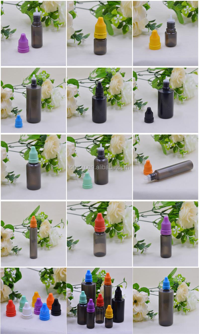 Atacado azul recarregáveis vazio frasco conta-gotas de vidro ml 10 5 ml 15 ml ml 30 20 ml de vidro azul essencial garrafa de óleo com conta-gotas