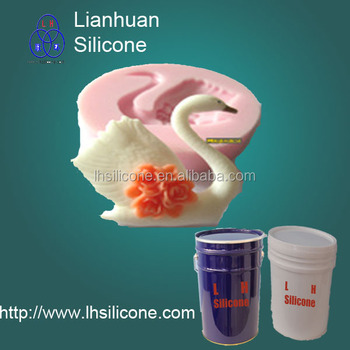 High temp silicone rubber rtv-2 for making soap and candle moulds