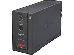 BK500BLK (004) - APC BK500BLK (004) APC BK500BLK 500 VA 300 Watts UPS