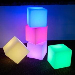 Quality assurance outdoor mini led cube light