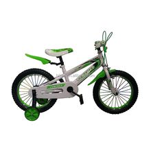 China Manufacturer Supply Cheaper Kids Bike With Four Wheels High Quality Steel Fork 16 Inch Children Bicycle