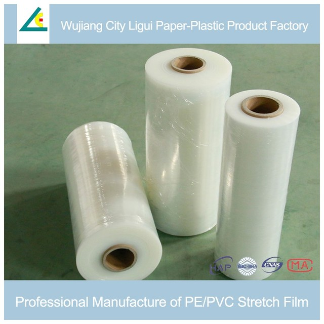 Dust and Moisture proof bale wrap plastic film