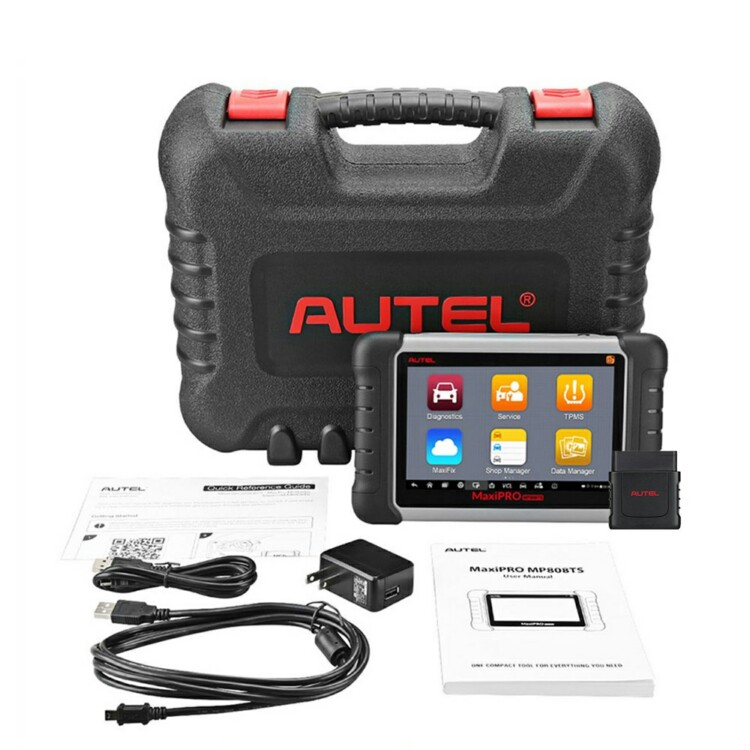 Professional Automotive Scan Tool Autel MaxiPRO MP808TS