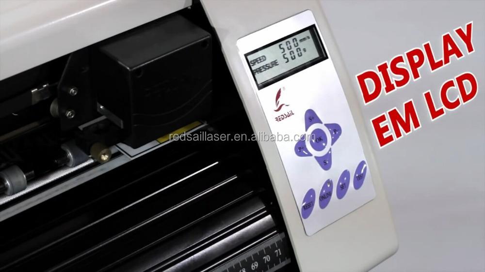 Redsail Usb Drive Sticker Vinyl Cutter Plotter Rs720c