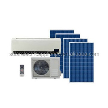Low Price 100% Solar Split Wall Mounted 48V DC Air Conditioner  537e86e4a67a