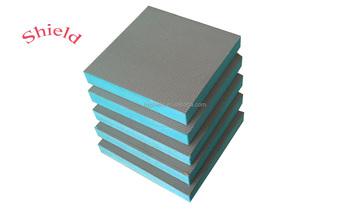 Bathroom Xps Wall Insulation And Floor Waterproof Tile Backer Board Foam Buy Xps Tile Backer