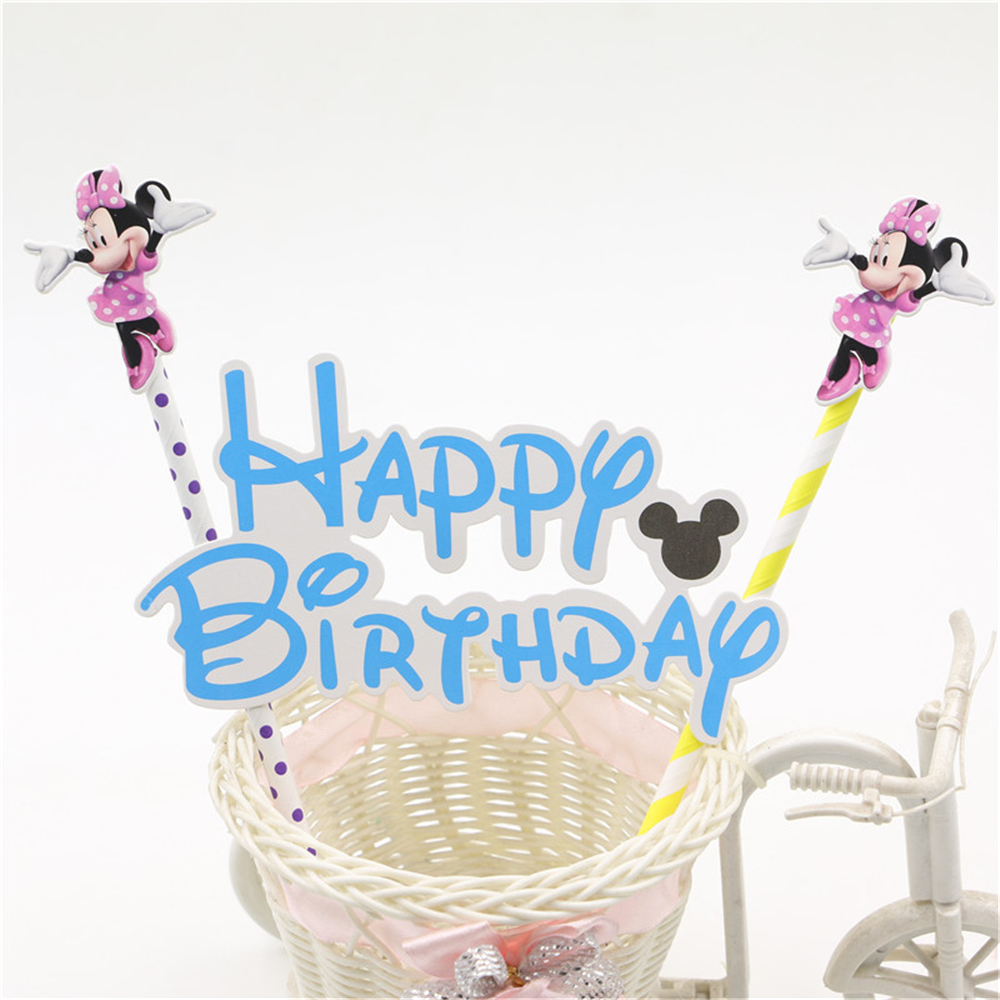 Chinese Mickey Cake Topper