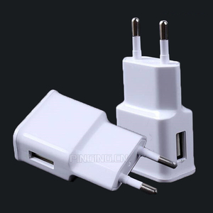 OEM Super Fast US EU Plug 5V 2A Travel Mobile Phone Charger, Wall USB Charger For Samsung iPhone Charger