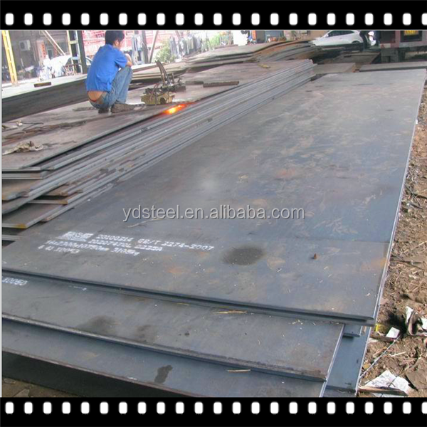 Hot Rolled Mild Steel Sheet Steel Plate st 52-3 ms sheet price per kg