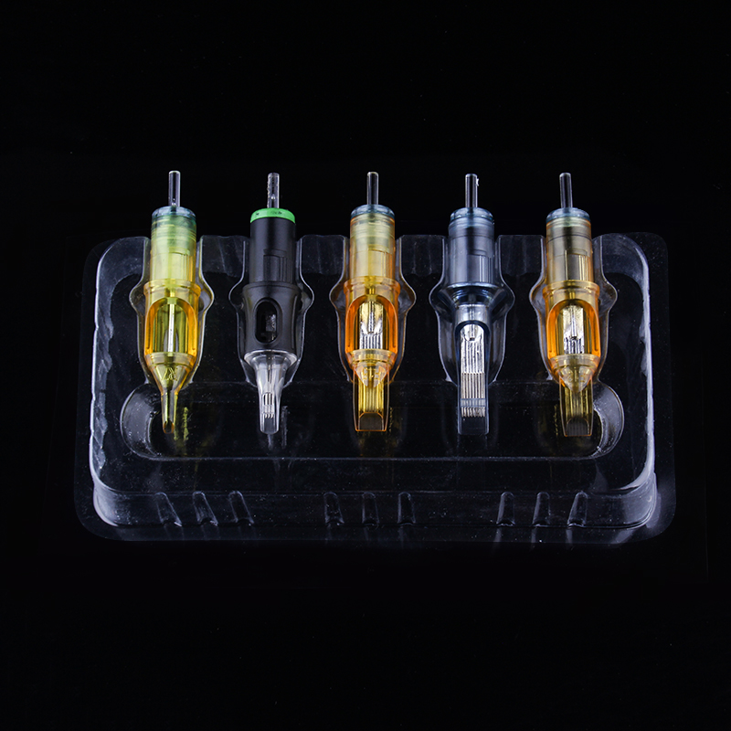 New arrival Disposable Cartridge Tray for tattoo needles cartridge small