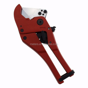 42mm C Edge Blade Ratcheting Plastic PVC Manual Pipe Cutter
