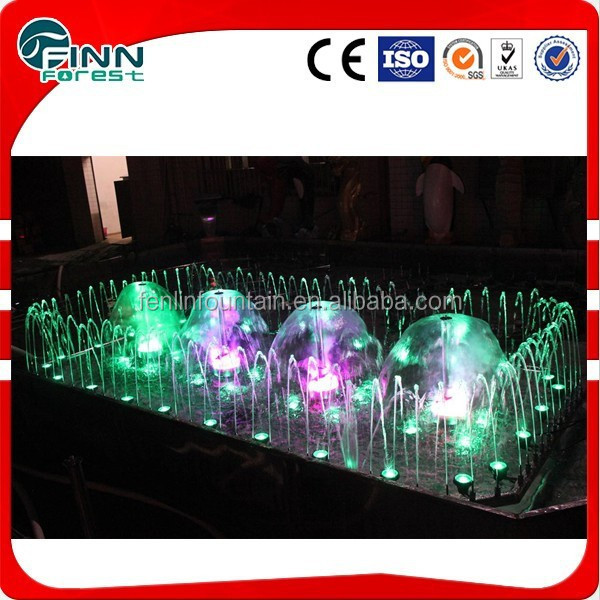 stainless steel water features china