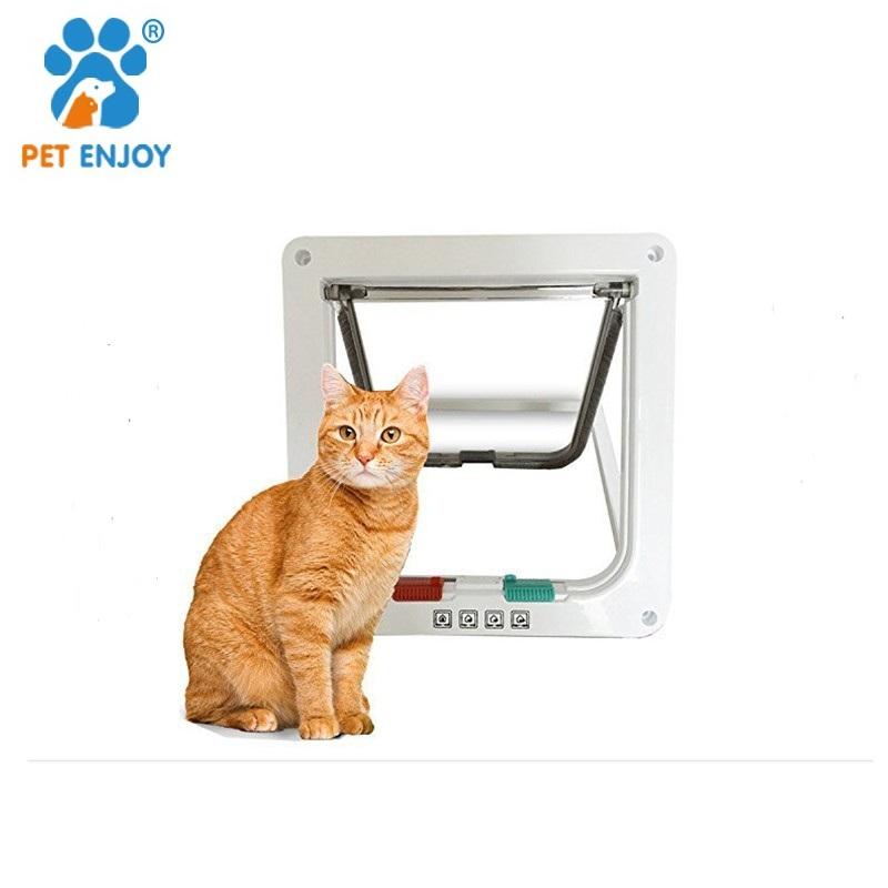 China Electronic Cat Door China Electronic Cat Door Manufacturers
