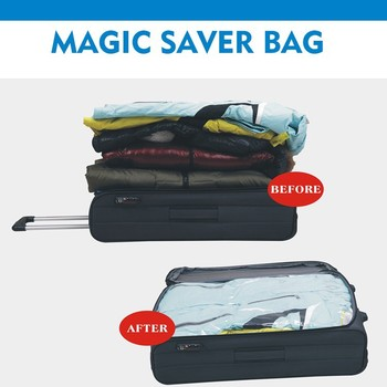 Top Vacuum Sealed Plastic Bags Travel E For Clothing