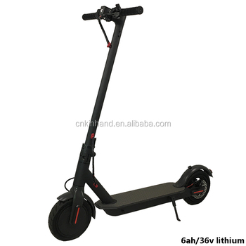 Hot S Foldable Electric Kick Scooter Xiaomi 6 0ah Li Ion Smart