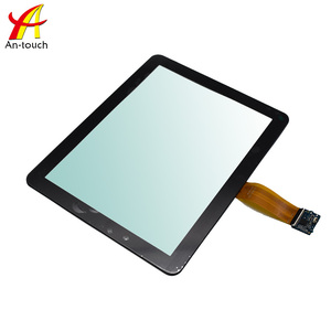 High Sensitive 15 Inch Touch Screen With Glass+Glass Multi Monitor Touch Screen