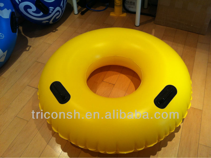 48HB double Waterpark tube PVC Inflatable