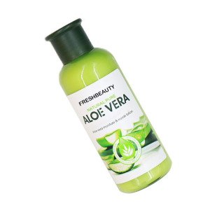 Aloe deep moisturizing body lotion private label