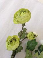 artificial silk rose silk cabbage rose