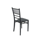 Prime quality fast delivery plastic wedding bamboo chair