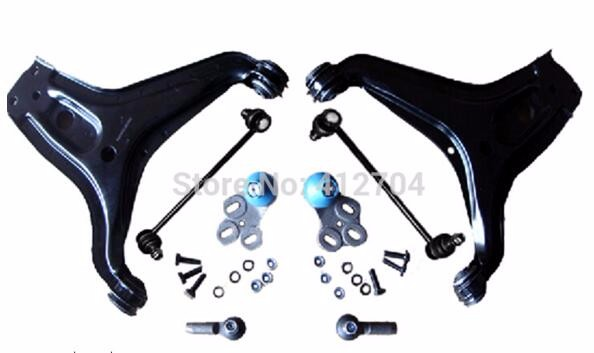 8 pcs/ set Car Full Suspension Kit Control Arm Use For Audii 80 With ISO Certificate 8A0407365 8A0407366 8A0407465C 811419812A
