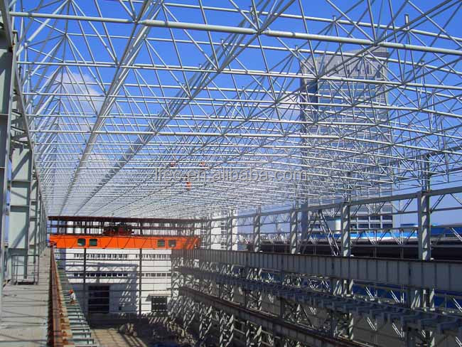 Alibaba China Factory Direct Large Steel Structural Construction