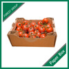 supply low price and high quality fruit packing boxes tomato packing boxes wholesale