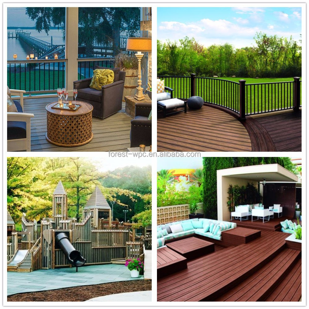 Ringhiere in legno per esterni rotondo scala wpc esterno ringhiere scale di legno ferroviario - Ringhiere in legno per esterni ...
