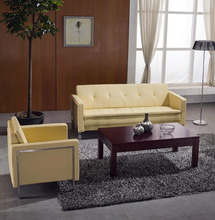 Yellow Leather Sofa Set Supplieranufacturers At Alibaba