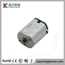 Low Voltage 1.5volt 3olt Permanent Magnet DC Motor
