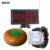 Wireless Table Calling Bell System For Restaurant Waiter Food Buzzer CE Passed Restaurant Pager