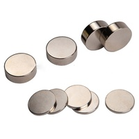 Sintered high performance permanent ndfeb magnet for sensor