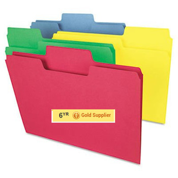 3 Tab Manila Folder From Three Color Stone Manufacture