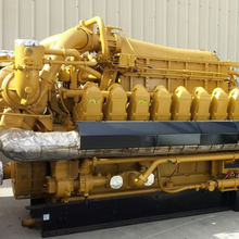15kw-2000kw Natural/Biogas/LPG/LNG/CNG Gas Generator Sets
