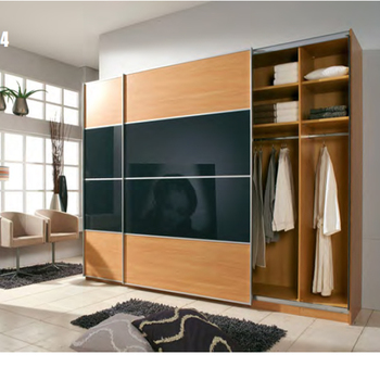 Acrylic Royal Furniture High Gloss Laminate Bedroom Wardrobe Cupboard Brown  And White Closet Wood Wardrobe Cabinets Organiser - Buy Cheap Bedroom ...