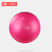 Hot selling pvc gym pilates ball made in china