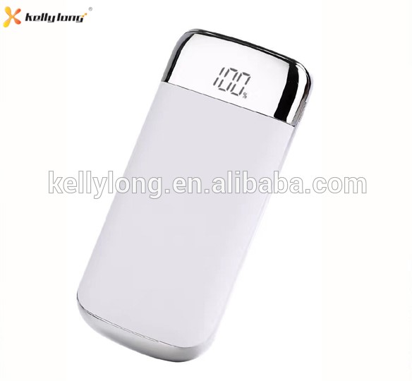 power bank with led torch new arrival 2018