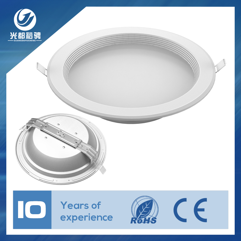 waterproof ip20 led downlight 24w for bathroom kitchen hotel smd led downlight 36w