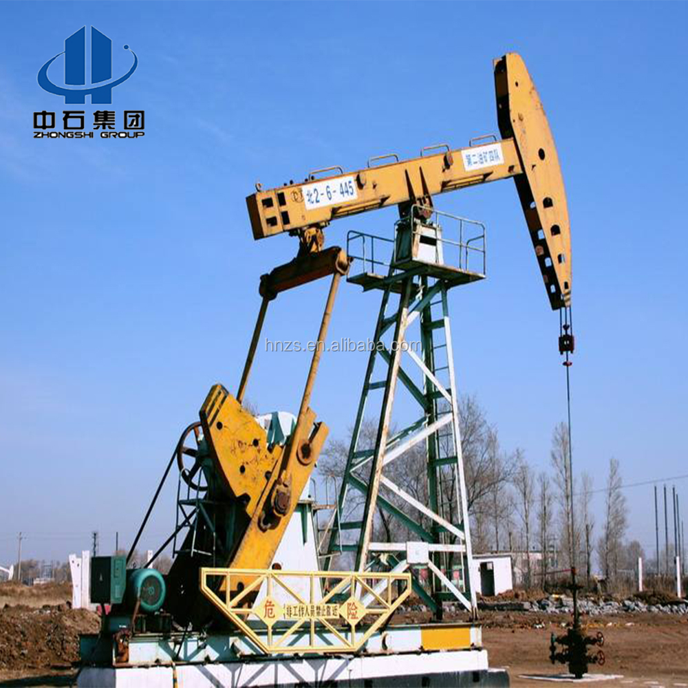 ZhongShi oil well pump unit