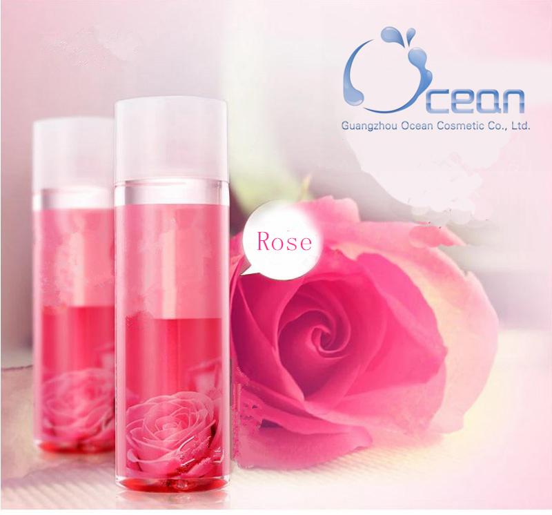 Wholesale Water Pure Rose Extract Moisturizing Skin Toner with face toner