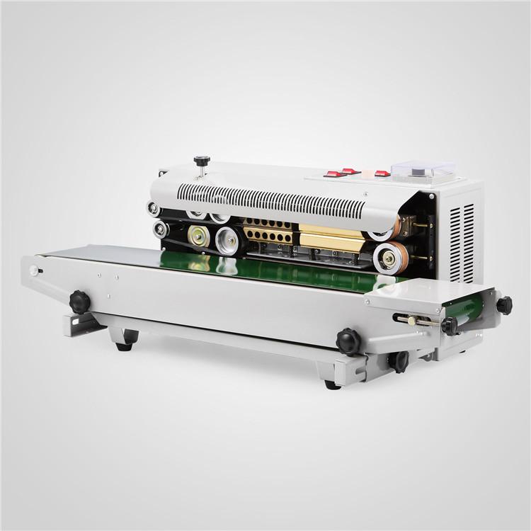 Horizontal Continuous Auto Sealing Machine Sealer Lubricating Oil Sealed Bag