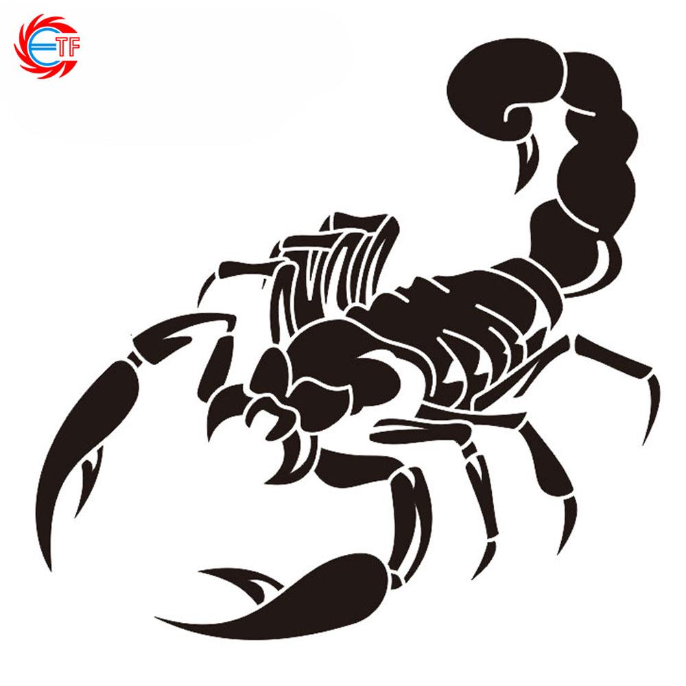 Popular Scorpion Vinyl Decal Buy Cheap Scorpion Vinyl