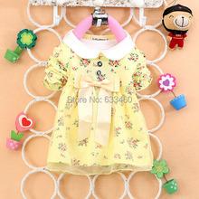 Korean Kids Toddler Girl font b Fancy b font Princesce font b Dress b font Cotton