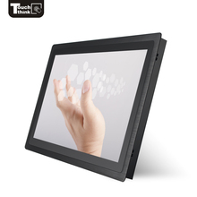 IP65 21.5 Inch LED Touch Screen Fanless Industrial Panel PC computer J1900 Quad Core All-in-One PC
